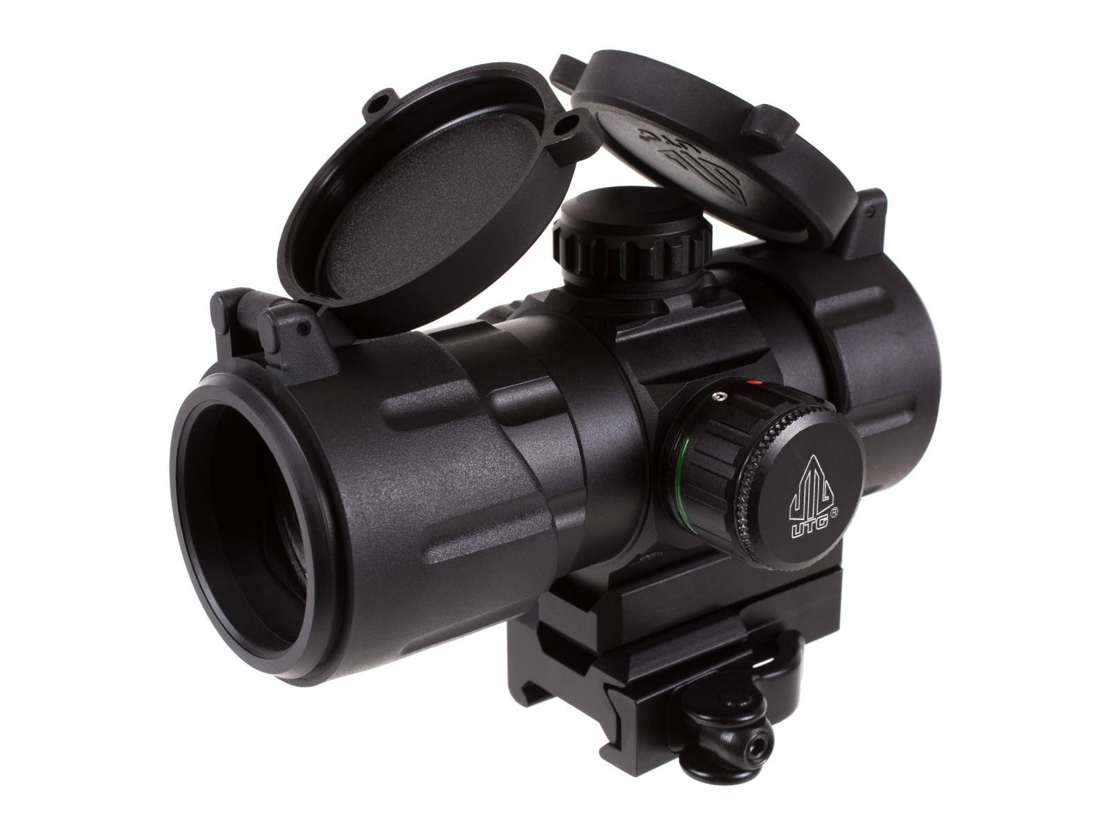 "UTG 4.2"" Red/Green T-Dot Sight"