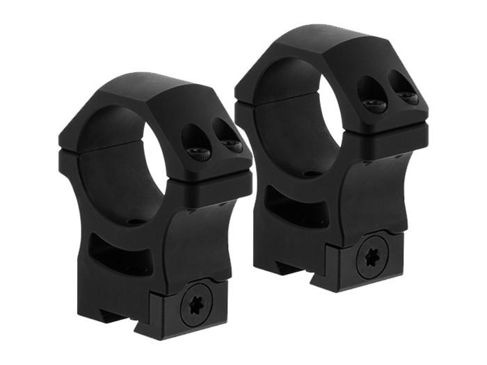 UTG Pro High 30mm Rings, POI Dovetail