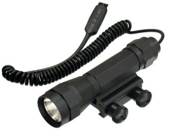 UTG Tactical Weapon Xenon Flashlight