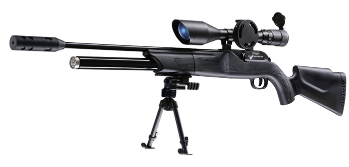 Walther 1250 Dominator Combo