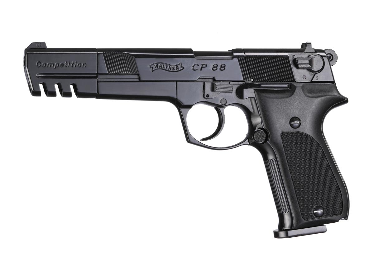 Walther CP88BC Competition Pellet Pistol