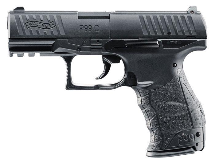 Walther PPQ BB & Pellet Pistol