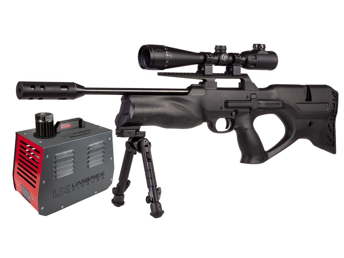 Walther Reign UXT, Essentials Combo .25 Caliber