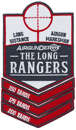 Airgun Depot's Long Ranger Patch