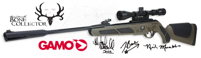 Signed Gamo Bone Collector