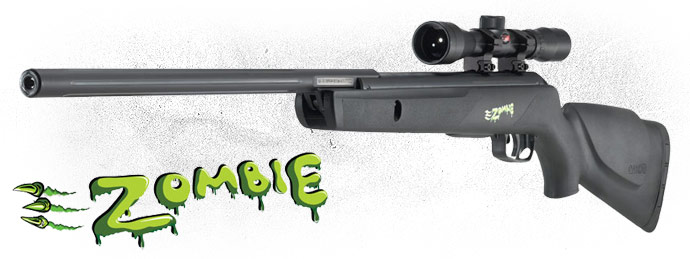 Zombie Air Rifle