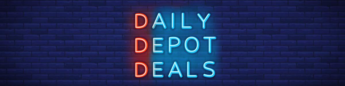 Daily Depot Deals