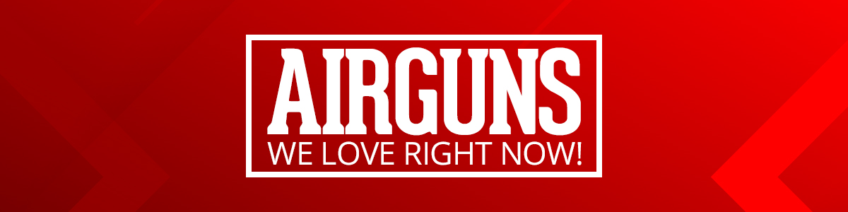 The Airguns We Are In Love With Right Now