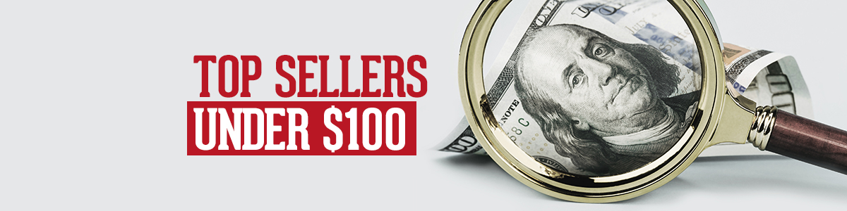 January's Top Sellers under $100