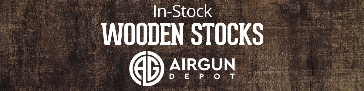 In-Stock Wooden Stocks at AGD