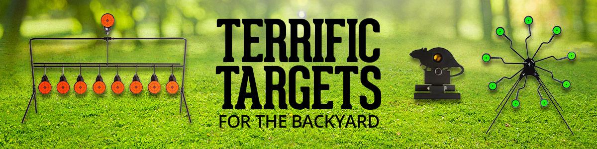 Terrific Targets for the Backyard