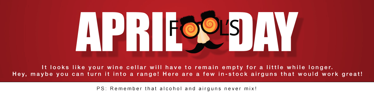 April Fools is HERE!
