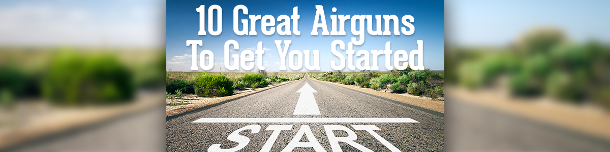 The Search For Your First Airgun Starts Here