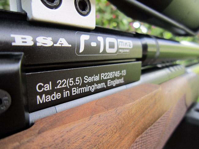 BSA R10 Air Rifle