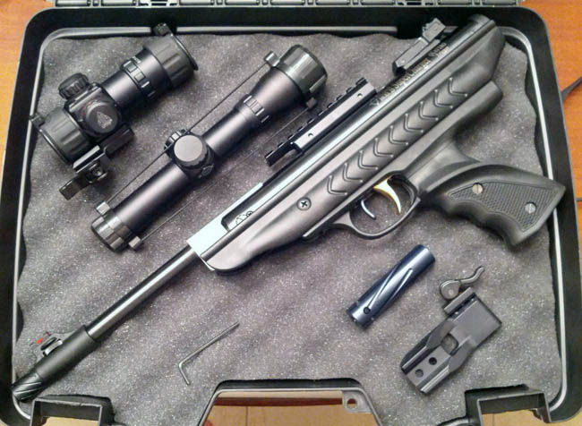 Review of the Hatsan Supercharger .22 Cal Air Pistol