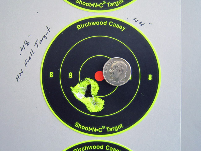 Benjamin Woods Walker - Results