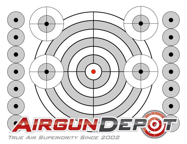 Muli-Target - Printable Target