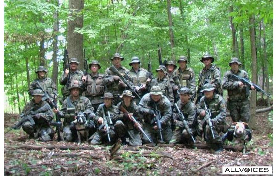 Redneck Airsoft Militia