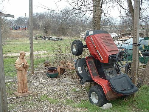 Redneck Scarecrow
